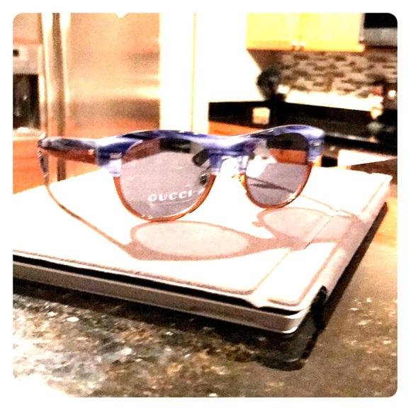 2e1c4b54af13b Gucci 1088 S Glasses Authentic w  Tag